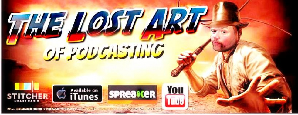 Lost Art of Podcasting - show cover