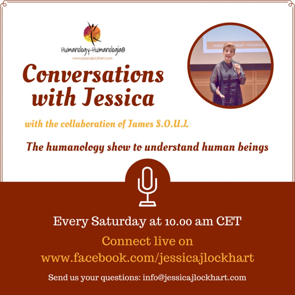 Conversations with Jessica - immagine di copertina