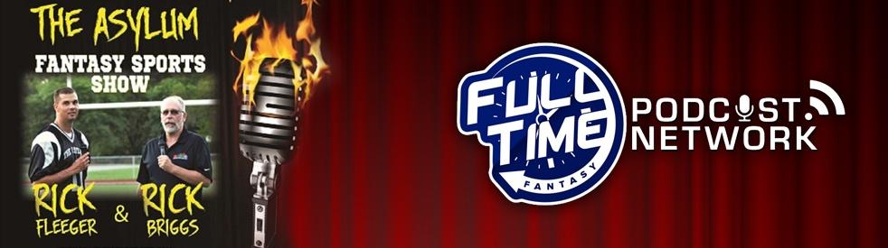 The Asylum Fantasy Sports Show - imagen de show de portada