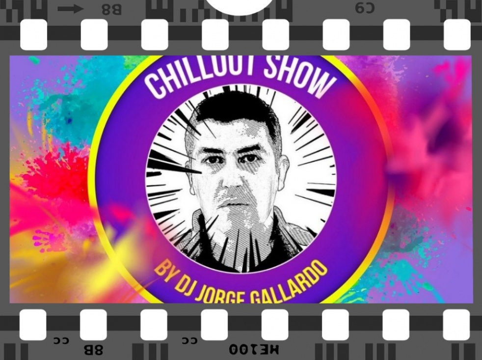 Chillout Show By DJ Jorge Gallardo - Cover Image