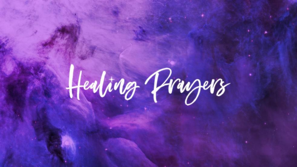 Christian Healing Prayers - immagine di copertina
