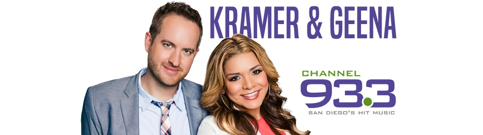 Kramer and Geena Mornings - imagen de show de portada