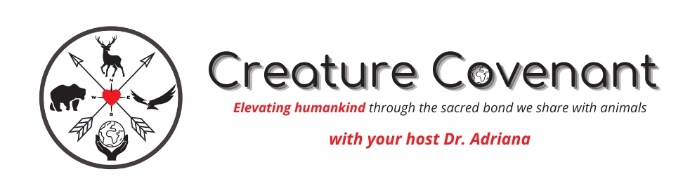 Creature Covenant with Dr. Adriana - Cover Image