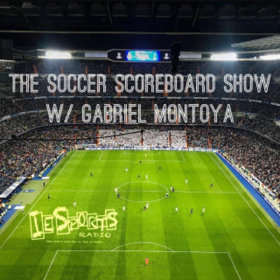 The Soccer Scoreboard Show - immagine di copertina