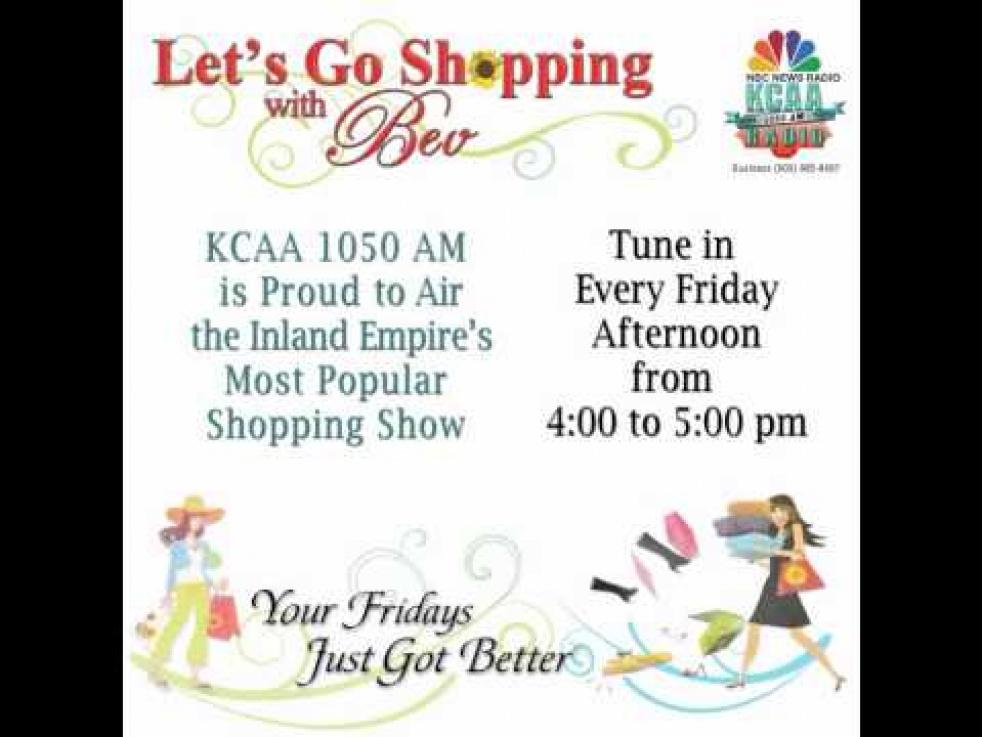 Let's Go Shopping With Bev - immagine di copertina dello show