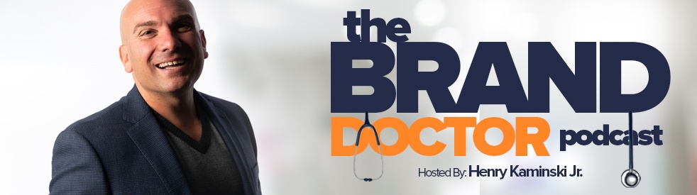Brand Doctor Podcast - Cover Image