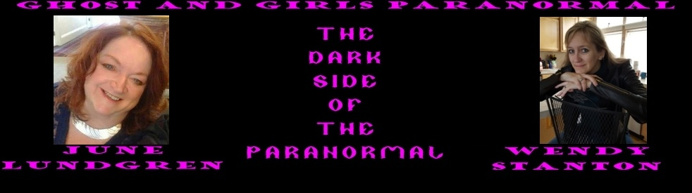 The Dark Side of the Paranormal - show cover