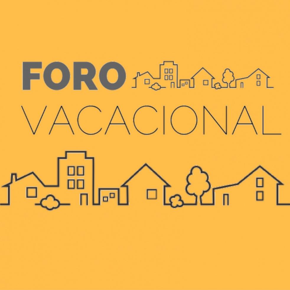 Foro Turismo Vacacional - show cover