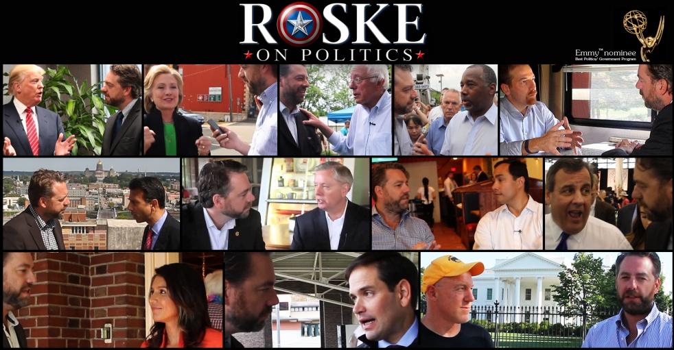Roske on Politics - show cover
