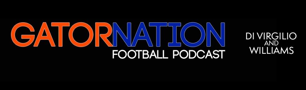 The Gator Nation Football Podcast - imagen de show de portada