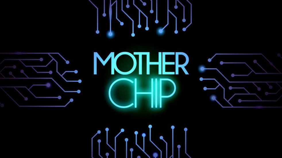MotherChip - Overloadr - imagen de show de portada