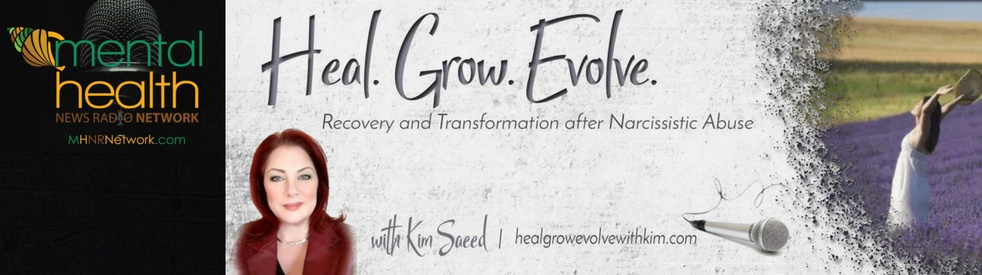 Heal, Grow, Evolve with Kim - show cover