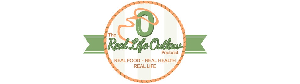 The Real Life Outlaw Podcast - Cover Image
