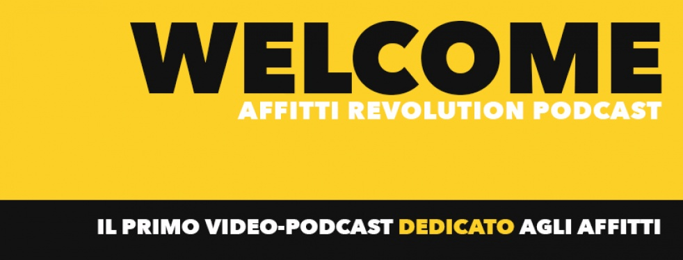 Affitti Revolution Podcast - show cover