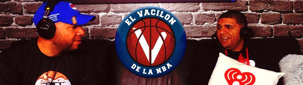 El Vacilón de la NBA - imagen de show de portada