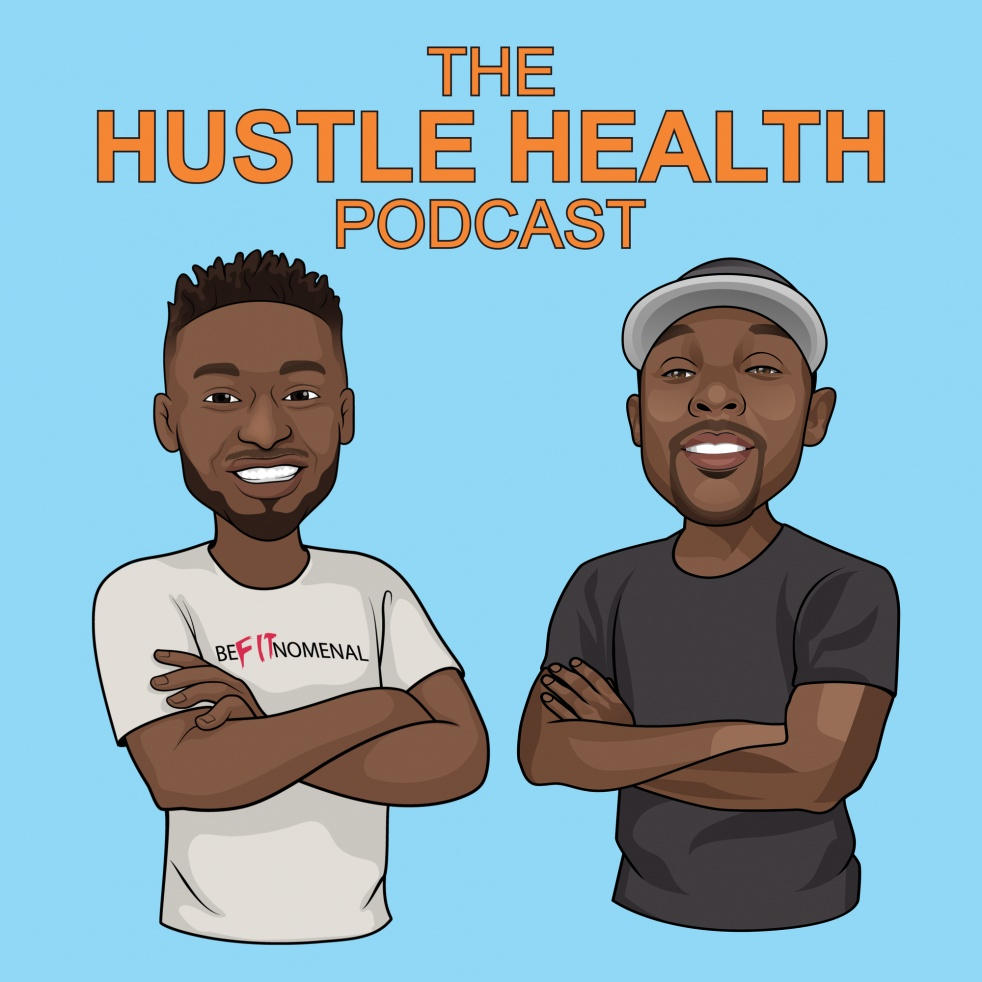 Hustle Health Podcast - Cover Image