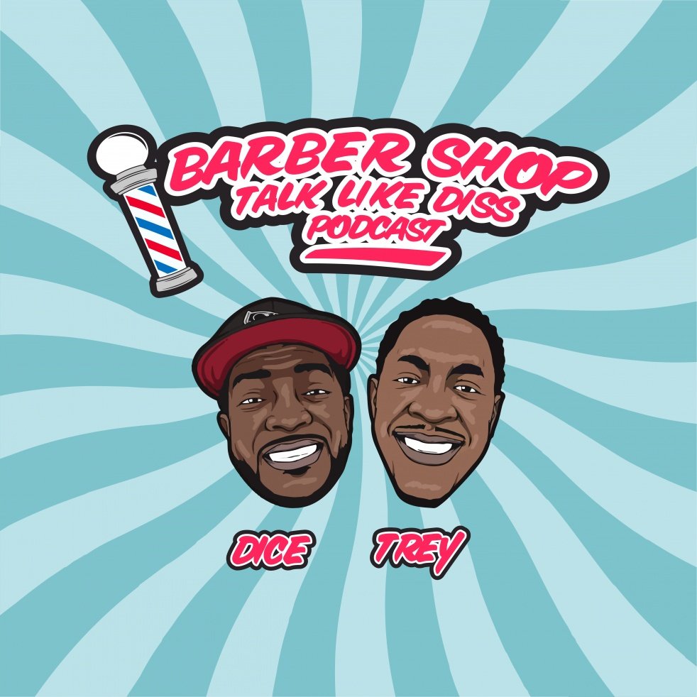 Barbershop Talk Like Diss - Cover Image