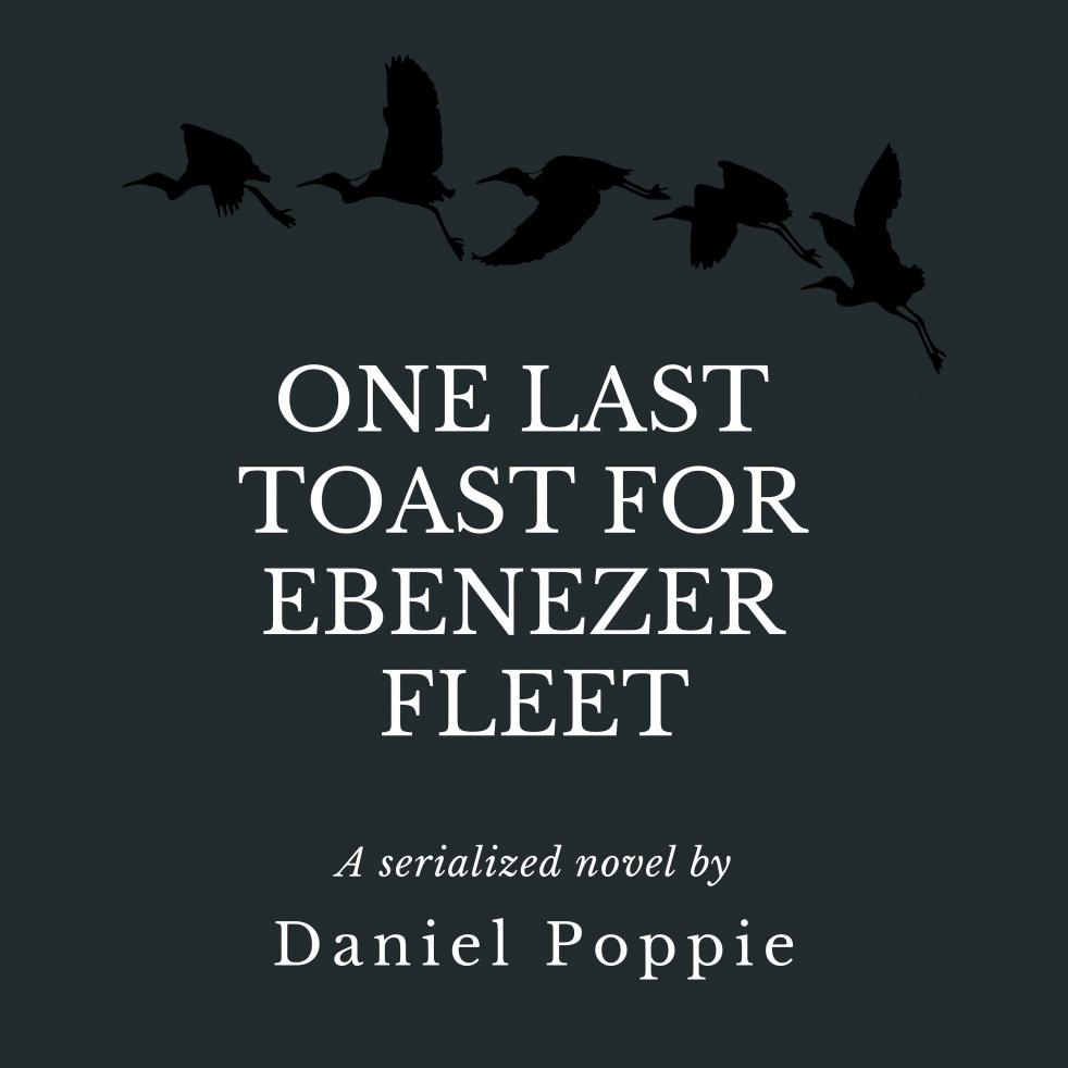 One Last Toast for Ebenezer Fleet - Cover Image