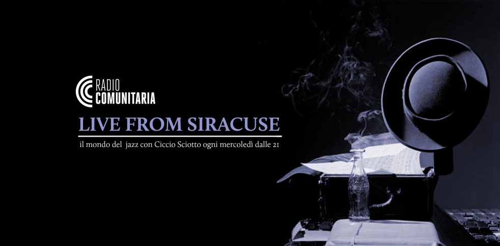 Live from Siracuse - Cover Image