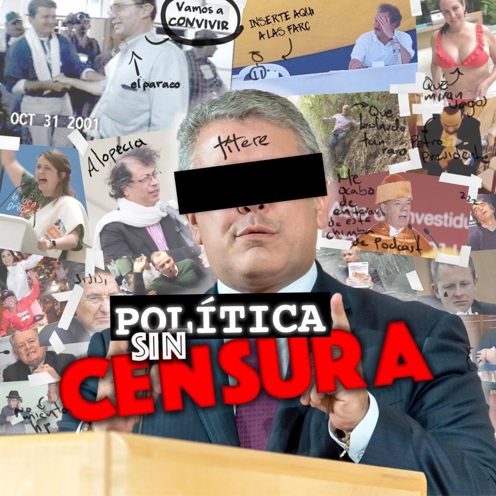 Política sin censura - imagen de portada