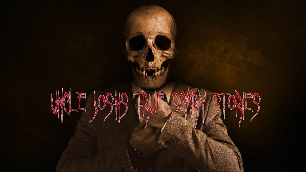 Uncle Josh's True Scary Stories - imagen de show de portada