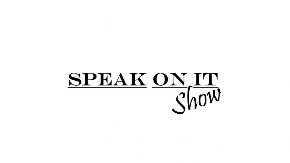 Speak On It Show - imagen de show de portada