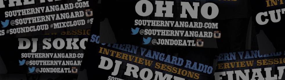 Southern Vangard Radio - imagen de show de portada