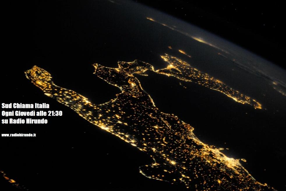 Sud Chiama Italia - show cover