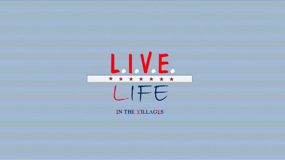 LIVE Life in The Villages - immagine di copertina dello show