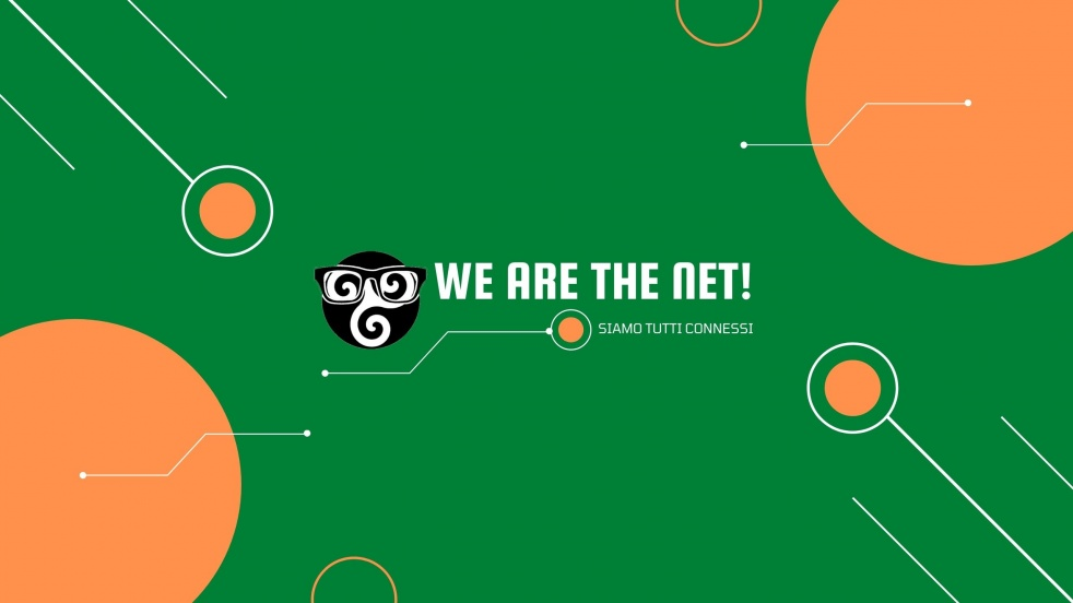 We are the Net! - Cover Image