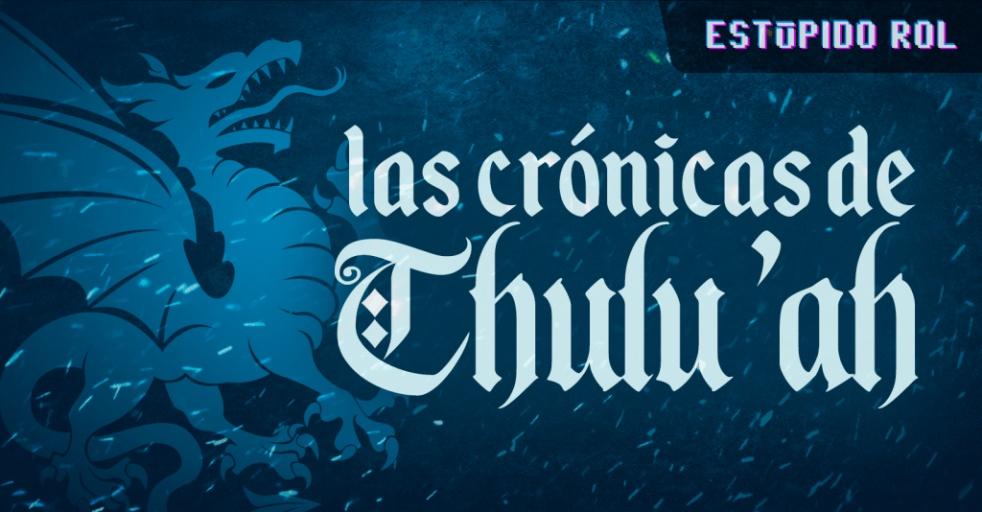 Las Crónicas de Thulu'ah - immagine di copertina