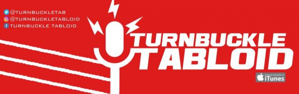 Turnbuckle Tabloid - imagen de show de portada