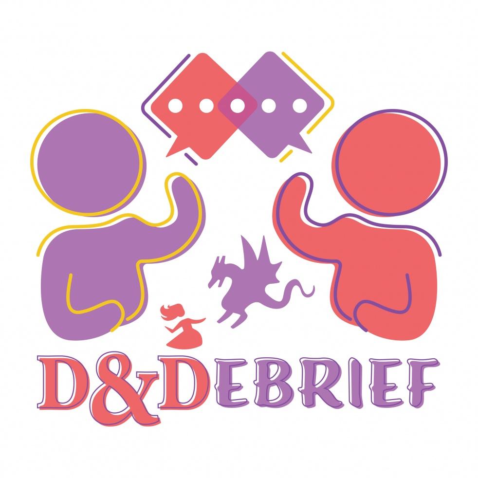 D&Debrief - Cover Image