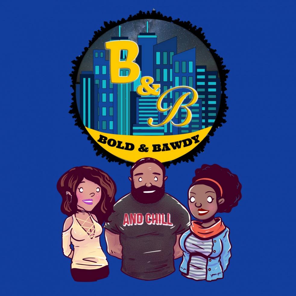 Bold & Bawdy - imagen de show de portada
