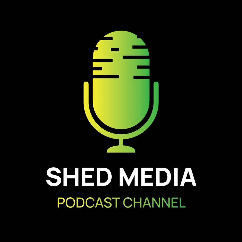 Shed Media Podcast Channel - Cover Image