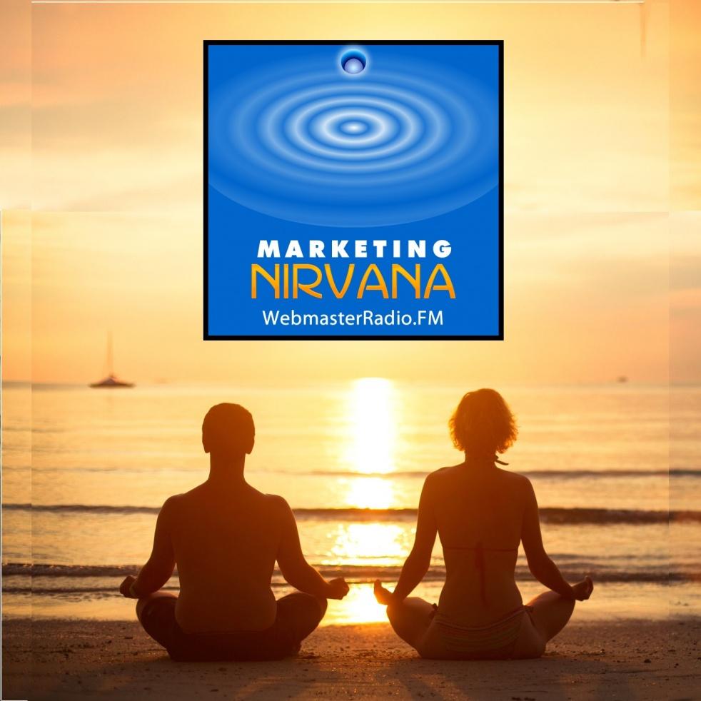 Marketing Nirvana - imagen de show de portada