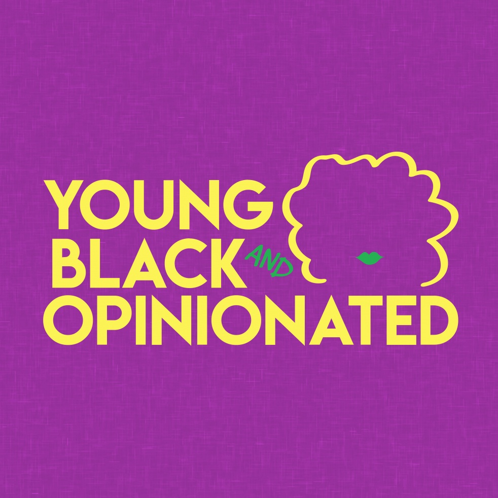 Young, Black & Opinionated - show cover