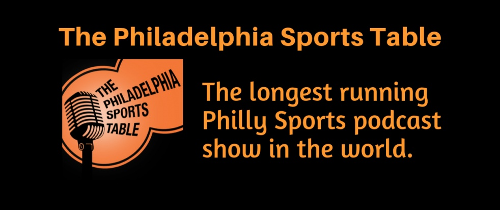 The Philadelphia Sports Table - immagine di copertina dello show