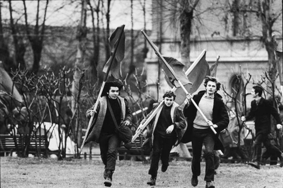 I Ragazzi del '68 - show cover