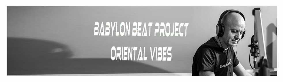 Babylon Beat Project - Oriental Vibes - Cover Image