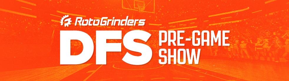 RotoGrinders DFS Pre-Game Show - immagine di copertina
