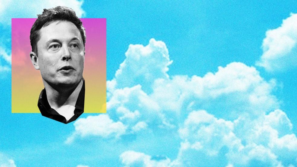 Elon - show cover