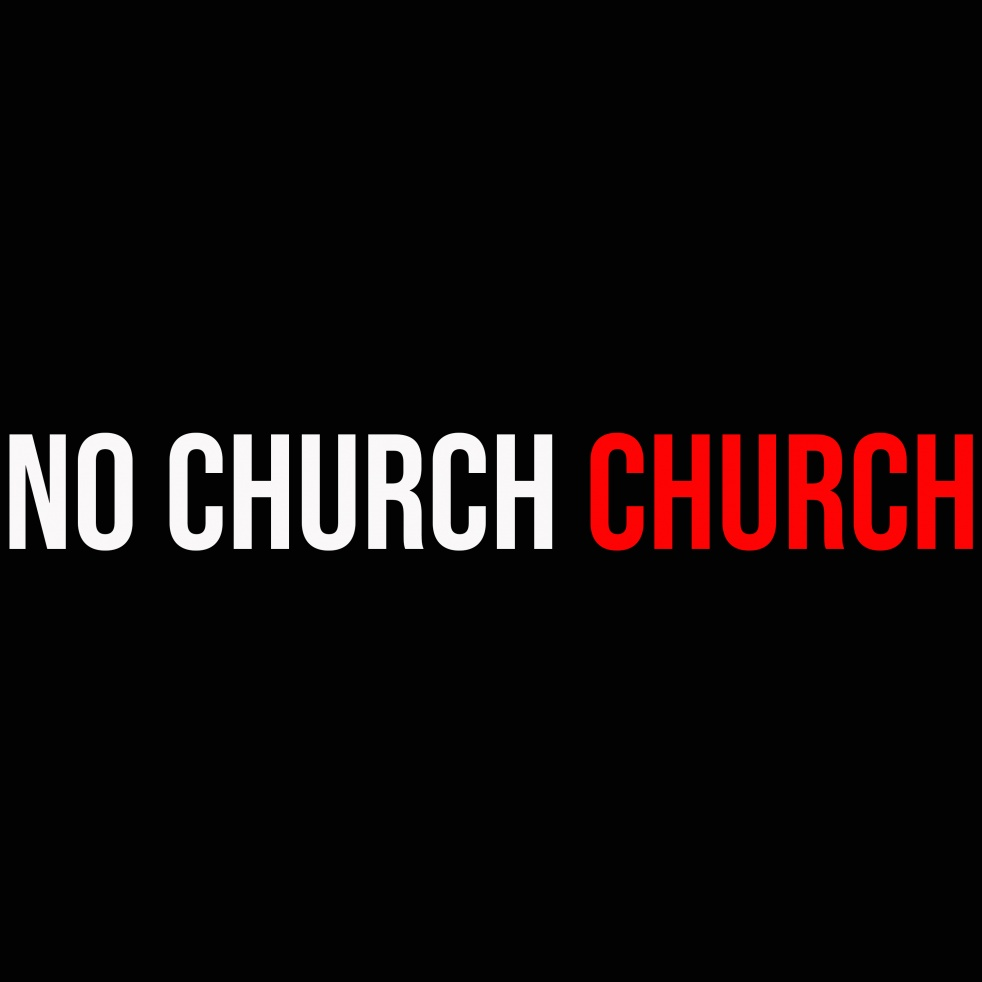 No Church Church - Cover Image