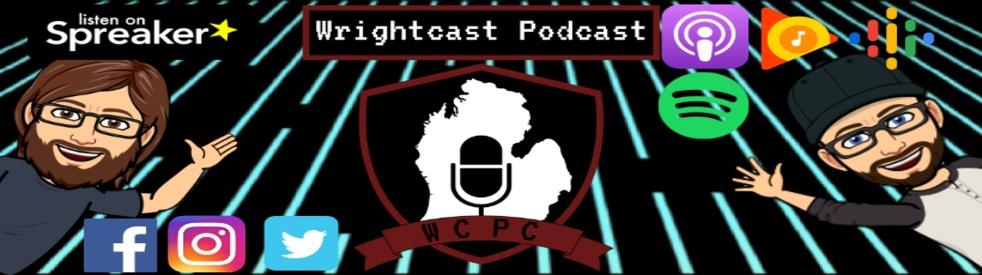 Wrightcast Podcast - imagen de show de portada