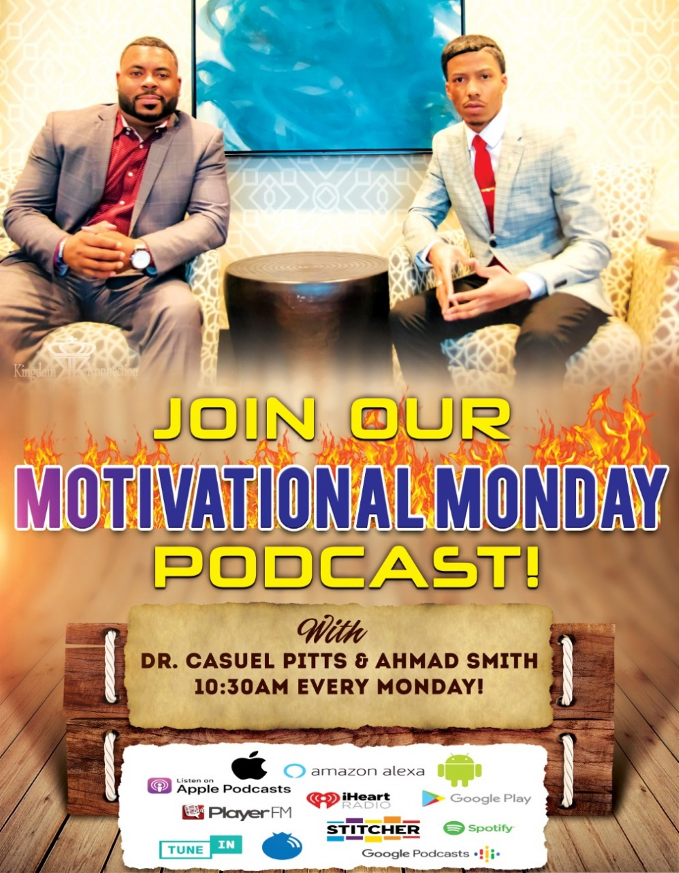 Motivational Mondays - imagen de portada