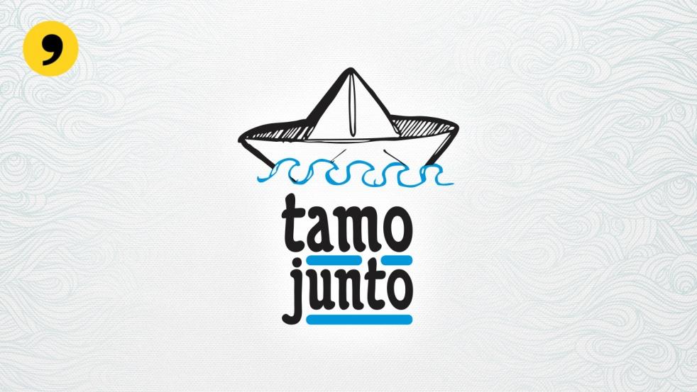 Tamo Junto - immagine di copertina dello show