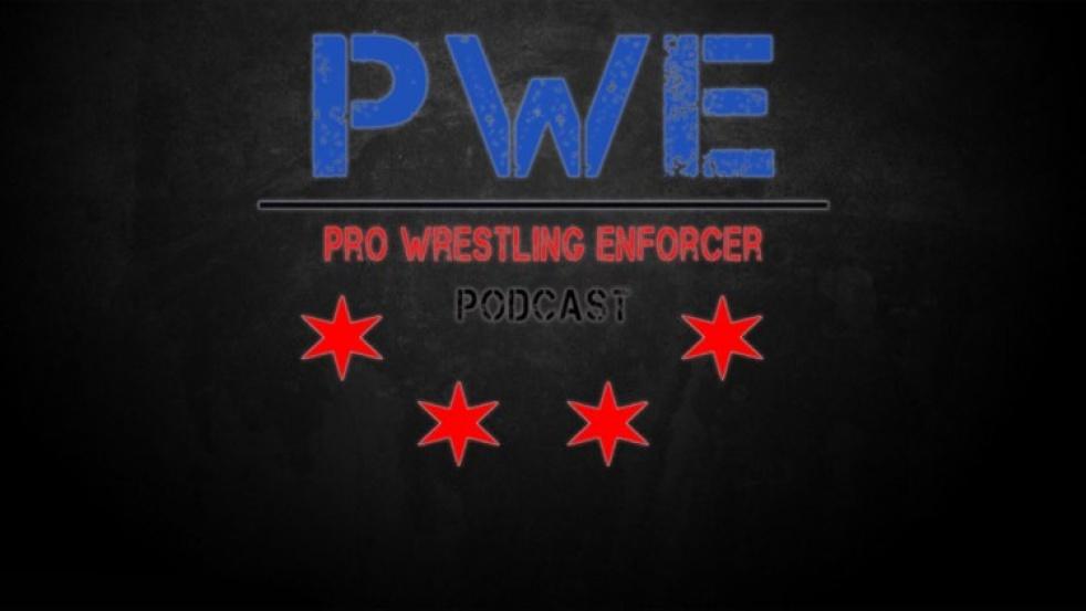 Pro Wrestling Enforcer Podcast - immagine di copertina