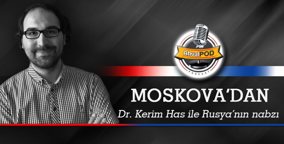 Kerim Has'la Moskova'dan - imagen de portada