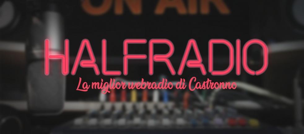 HalfRadio - Cover Image
