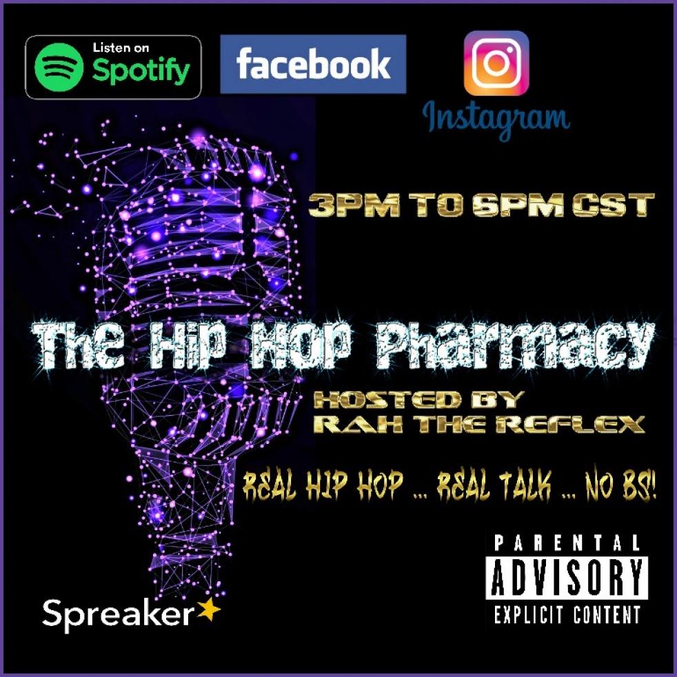 The Hip Hop Pharmacy - imagen de show de portada